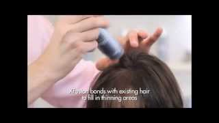XFusion загуститель волос из США(, 2014-06-18T20:00:13.000Z)