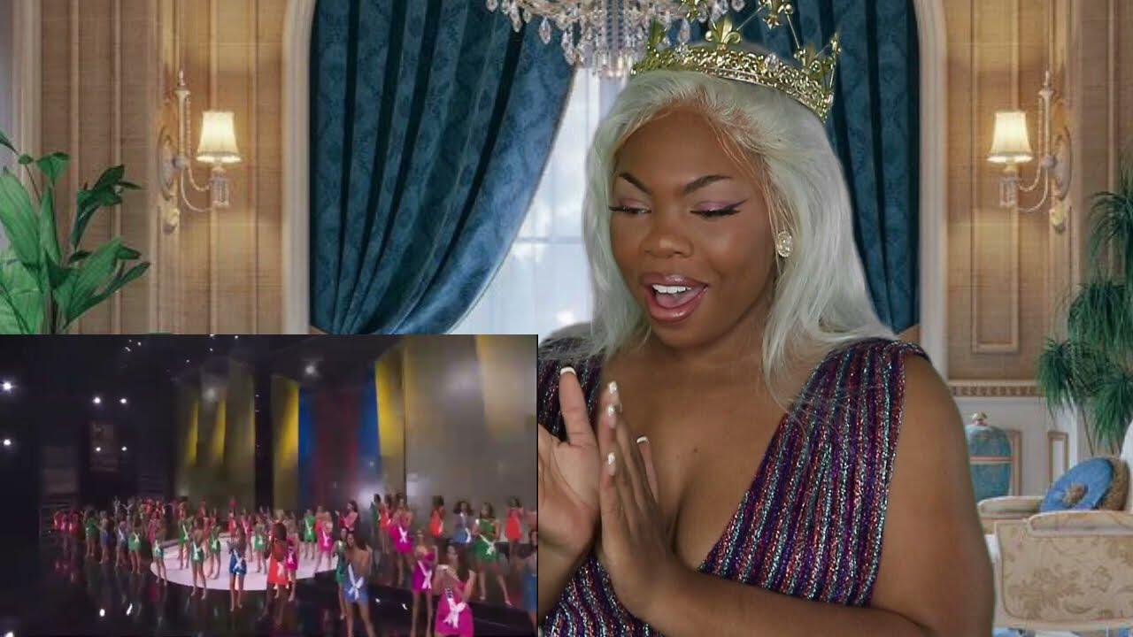 Download Miss Universe FINALS reaction