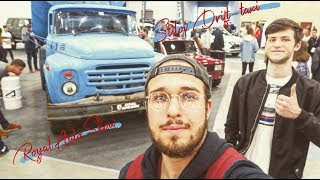 ROYAL AUTO SHOW | Дрифт-такси «у Стилова»