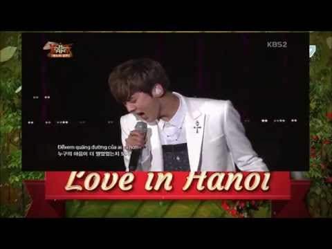 music bank christmas special 2015 full eng sub