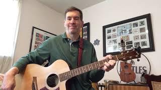 Early Days   Paul McCartney   Guitar Lesson