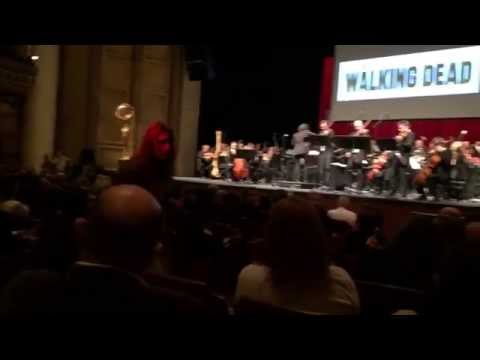 2014 Emmy Concert: Theme Song from The Walking Dead - Bear McCreary