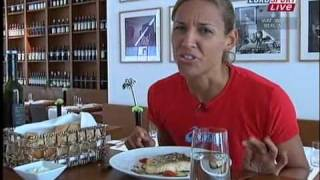Athlete Meals with Lolo Jones