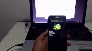 Tutorial - Zenfone 2 Unbrick/Restore (ZE551ML/ZE550ML)