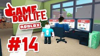 Game Dev Life #14 - TRIPLE MONITOR PC (Roblox Game Dev Life)