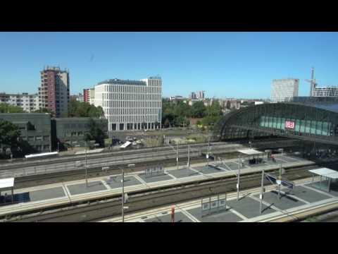 Review: Intercity Hotel Berlin Hauptbahnhof, Berlin, Germany - June 2017