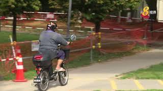 我国禁止电动踏板车共用人行道 引发议论继续延烧