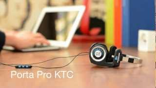 Koss Porta Pro KTC On Ear Headphone Overview