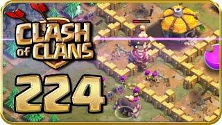 Let's Play CLASH of CLANS 224: Den SPÄHER spielen!