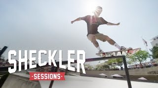 Sheckler Sessions - Detroit Skate City - S4E6