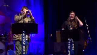 Paul Heaton & Jacqui Abbott   Let Love Speak Up Itself. KGH Blackburn 24/11/14