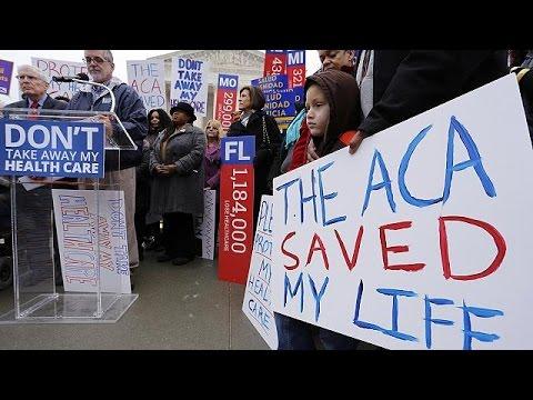 """Trumpcare : """"14 millions d'Américains perdraient leur couverture santé d'ici un an"""""""