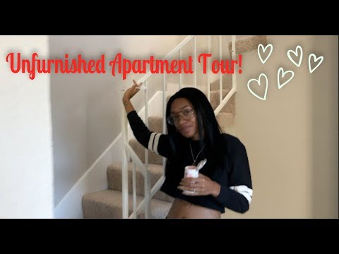 Unfurnished Apartment Tour! 🏡