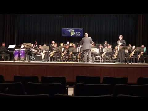 Wilson West Middle School Jazz Band- Don't You Worry 'Bout a Thing