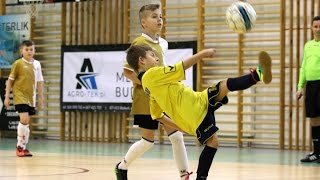 Agro-Tek Cup: Korona Ostro³êka - UKS Z³ota Ostro³êka