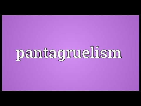 Header of pantagruelism