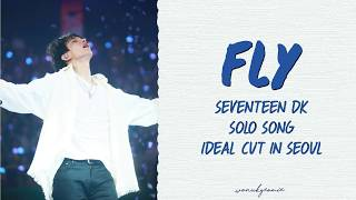 (Han/Rom/Eng) FLY Lyrics by SEVENTEEN DK solo [IDEAL CUT IN SEOUL 180630]
