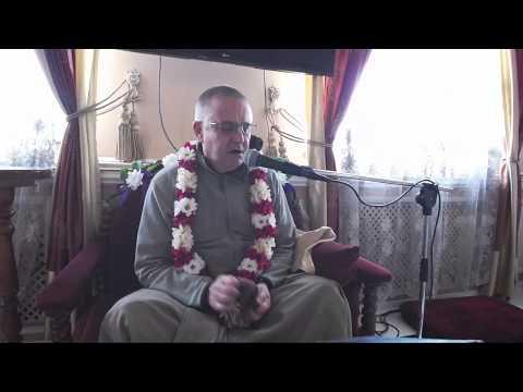 Бхагавад Гита 3.27 - Прабхавишну прабху