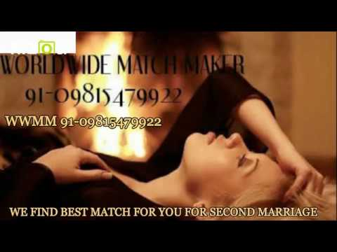 second marriage matchmaking in india