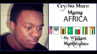 cry no more mama africa