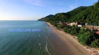 о. Ко Чанг (Koh Chang), взгляд с высоты, январь, 2016г.(о. Ко Чанг, Таиланд. (Koh Chang, Thailand). Пляж - White sands beach, водопад - Klong Plu Waterfall, смотровая площадка - Kai Bae View Point, отель..., 2016-02-04T09:53:10.000Z)