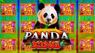 Live Play On HIGH LIMIT Panda King Slot Machine