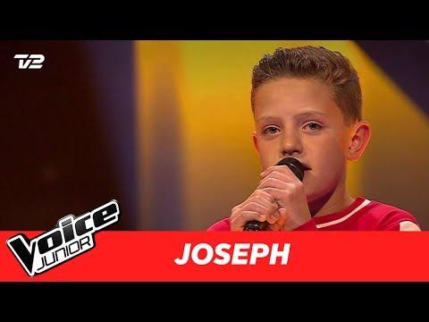 "Joseph | ""The Payback Song"" af Frederik Leopold | Blind 2 | Voice Junior Danmark 2017"