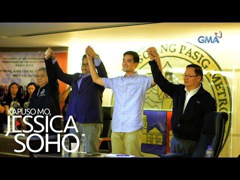 Kapuso Mo, Jessica Soho: Kilalanin si Vico Sotto, ang Millennial Mayor ng Pasig