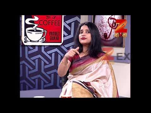Dr. Shiuli Mukherjee, Mukherjee Fertility Centre explaining about IVF on Zee Bangla Channel