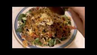 The Re-intro/taco Salad