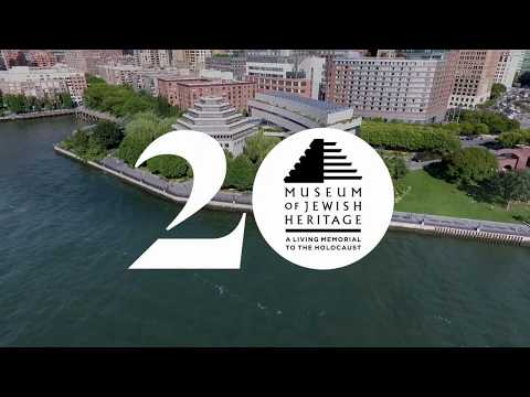 Stories Survive: Museum of Jewish Heritage 20th Anniversary