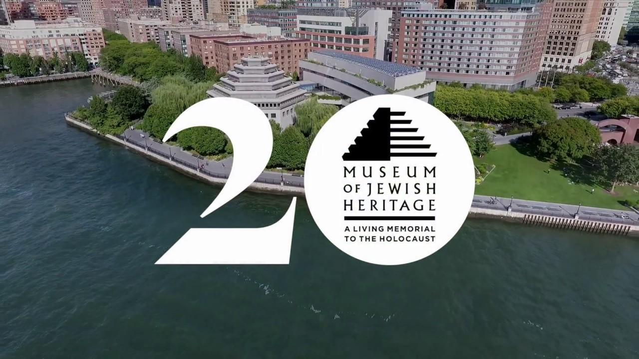 Stories Survive: Museum of Jewish Heritage 20th Anniversary