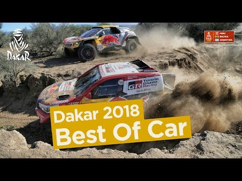 Best Of Car - Dakar 2018