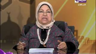 شاهد.. سعاد صالح ترد على زوجة تشتكي زوجها بسبب كرهه للمسلمين