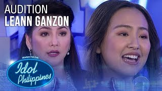 Leann Ganzon - Karagatan | Idol Philippines 2019 Auditions
