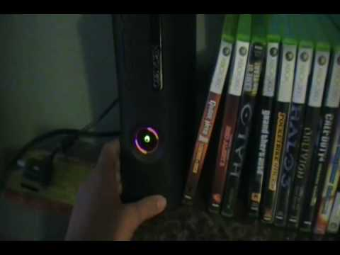 how to take apart xbox 360 without tools