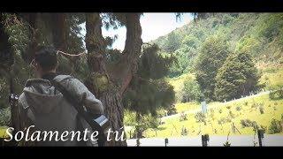 Randy zambrano - Solamente tú (video lyric oficial)