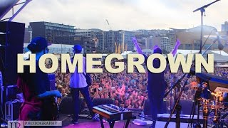 HOMEGROWN // 2016 // Make History