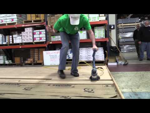 Robert O'Connell - Fastest Nailer in the East | Nailer Day 2014