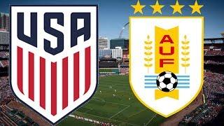 USA V URUGUAY PREVIEW