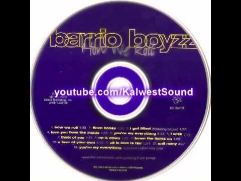Barrio Boyzz ft. Fat Joe - I Get Lifted