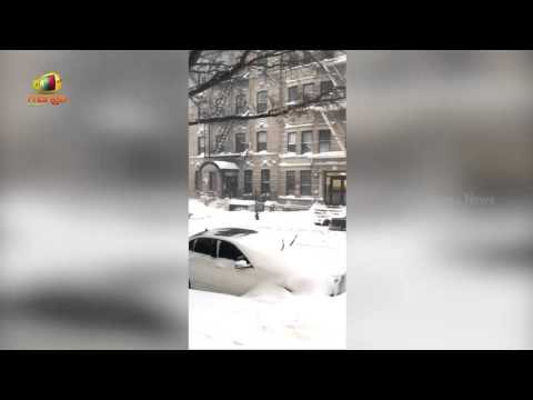 US Snowstorm | Blizzard 2016 Hits New York City, 18 Killed | Mango News
