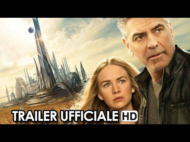 Tomorrowland - Il Mondo Di Domani Trailer Ufficiale Italiano (2015) HD