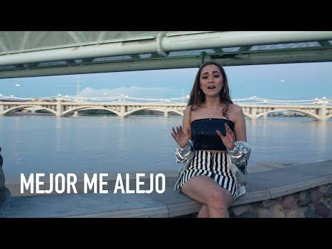 Mejor me alejo - Banda MS (Carolina Ross cover)