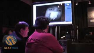 Yamaha MSP7 Studio Monitors - Video From WNAMM 2007