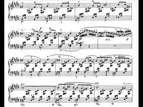 Mendelssohn - Songs without Words Op. 19 No. 1 (Gortler)