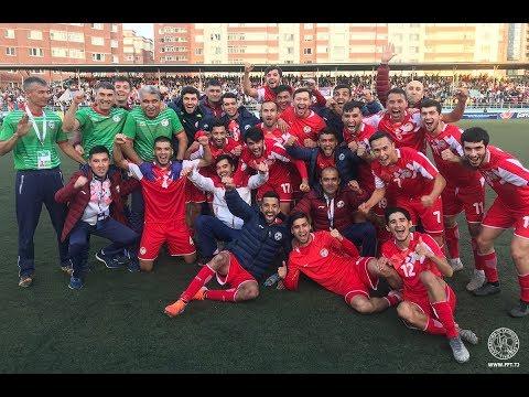 Победный гол Давронджона Эргашева в ворота сборной Монголии