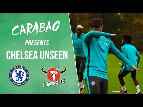 Hazard Dabs, Goals Galore & Unbelievable Saves   Chelsea Unseen
