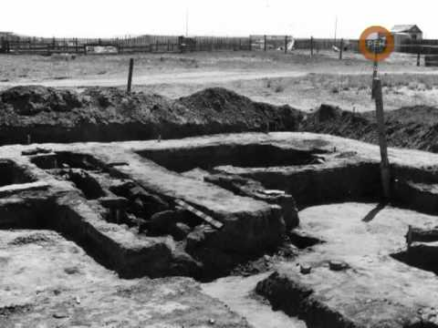 Древняя Астрахань Археология