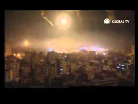Israel bombing Gaza 29/07/2014